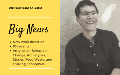 New Direction for My Work, Insights from the Past Year, and Exciting Events Coming Up!