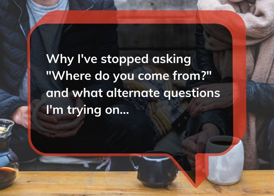 Everyday Questions to Inspire More Connective Conversation and Story