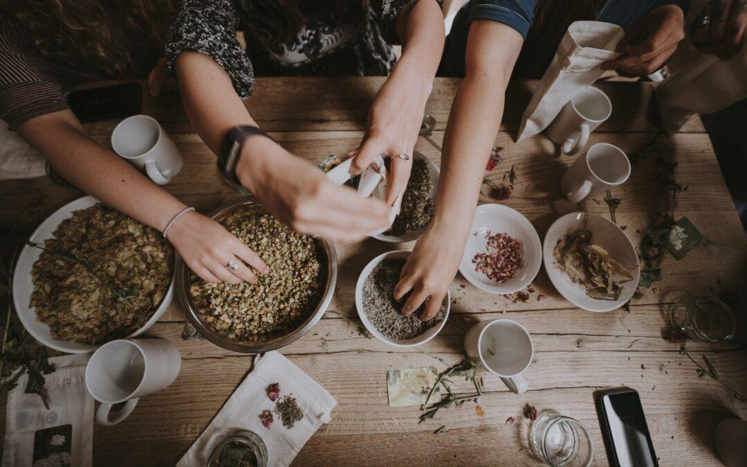 Food, Sacredness, and Time